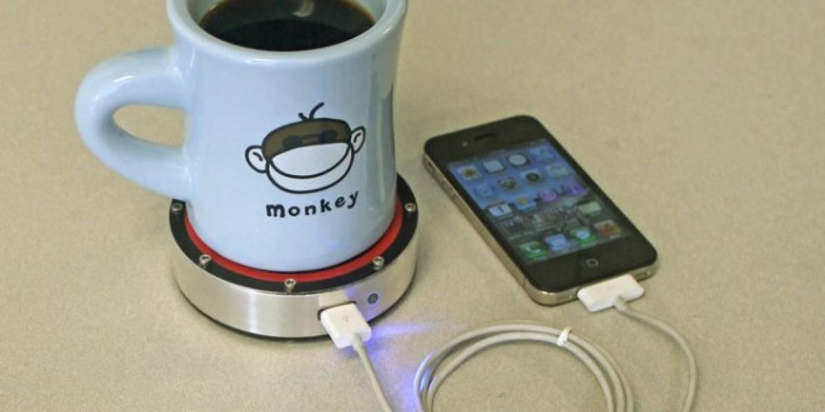 onE Puck, el accesorio que usa calor y frío para cargar tu móvil
