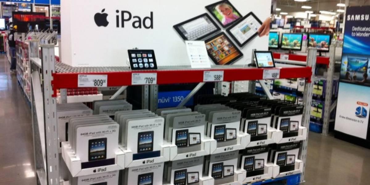 Apple anuncia oficialmente que el iPad de 128 GB estará disponible desde el 5 de febrero