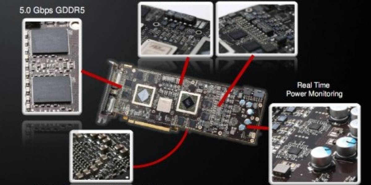 ATI Radeon HD 5970 es una bestia overclockera