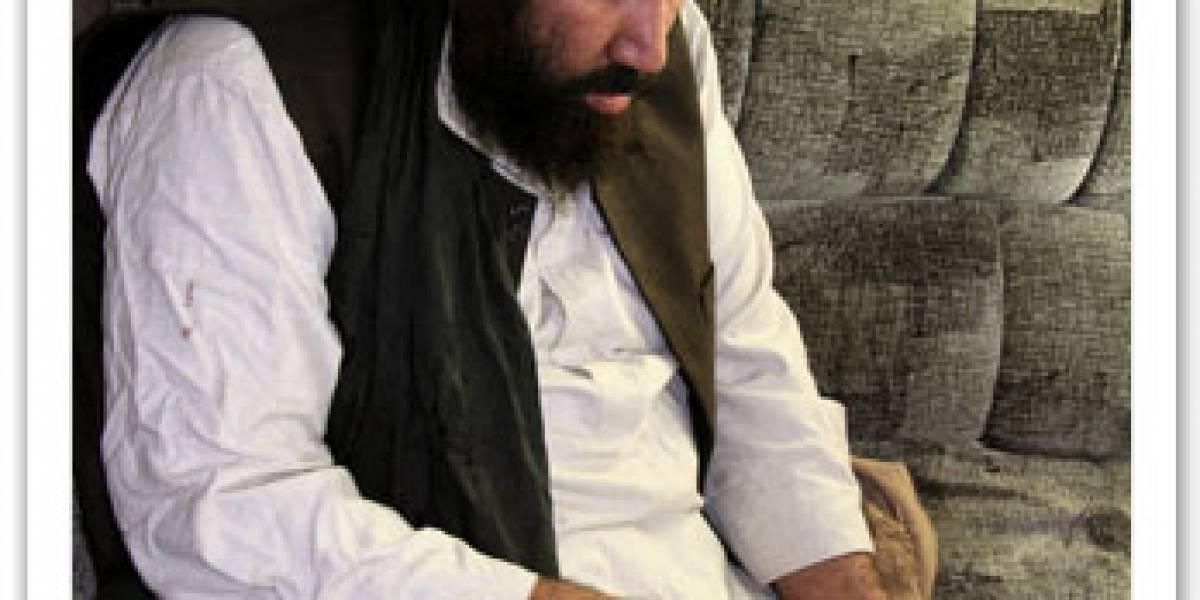 Resistencia afgana utiliza el iPhone