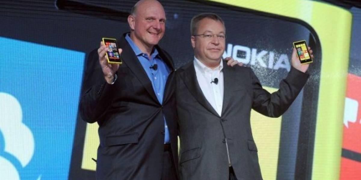 Los accionistas de Nokia dan visto bueno a la compra por parte de Microsoft