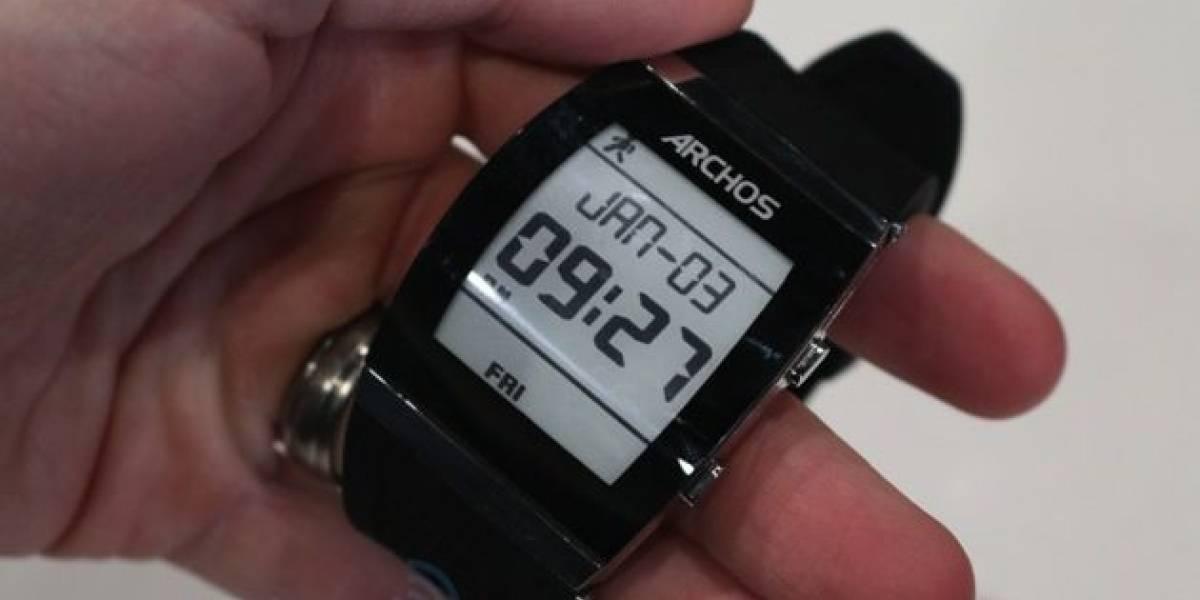 Archos pone un smartwatch en tu muñeca sin vaciar tu bolsillo #CES2014
