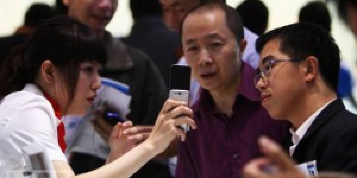 Usuarios de internet móvil en China triplicarán población de EE.UU.