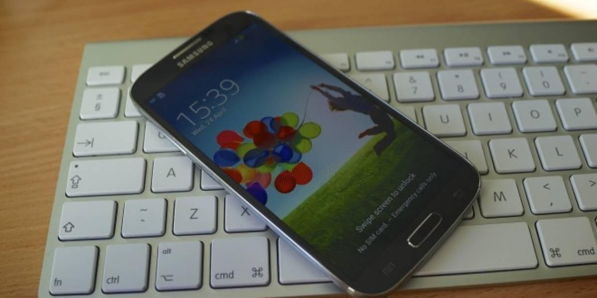Niegan a Apple solicitud de sumar el Galaxy S4 a demanda contra Samsung en EE. UU.