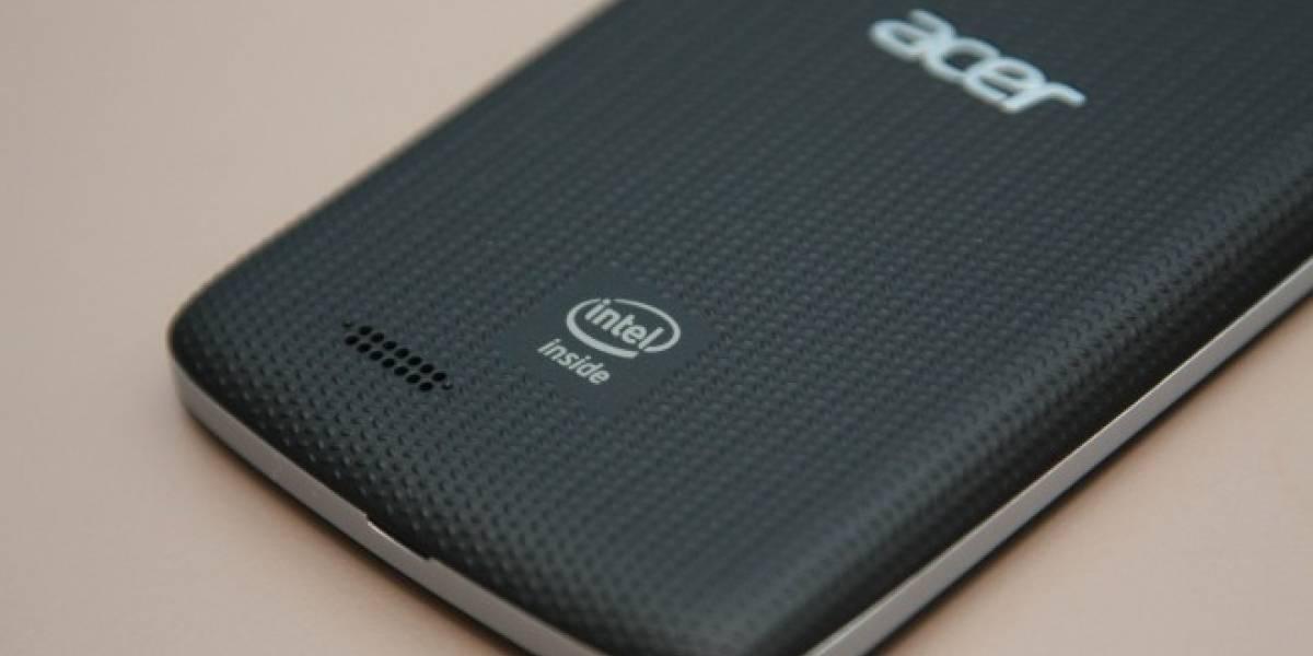 Acer asegura que no se fusionará con HTC
