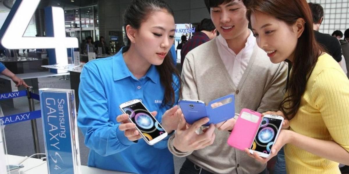 Samsung Galaxy S III aún supera en tráfico web al Galaxy S IV en Estados Unidos
