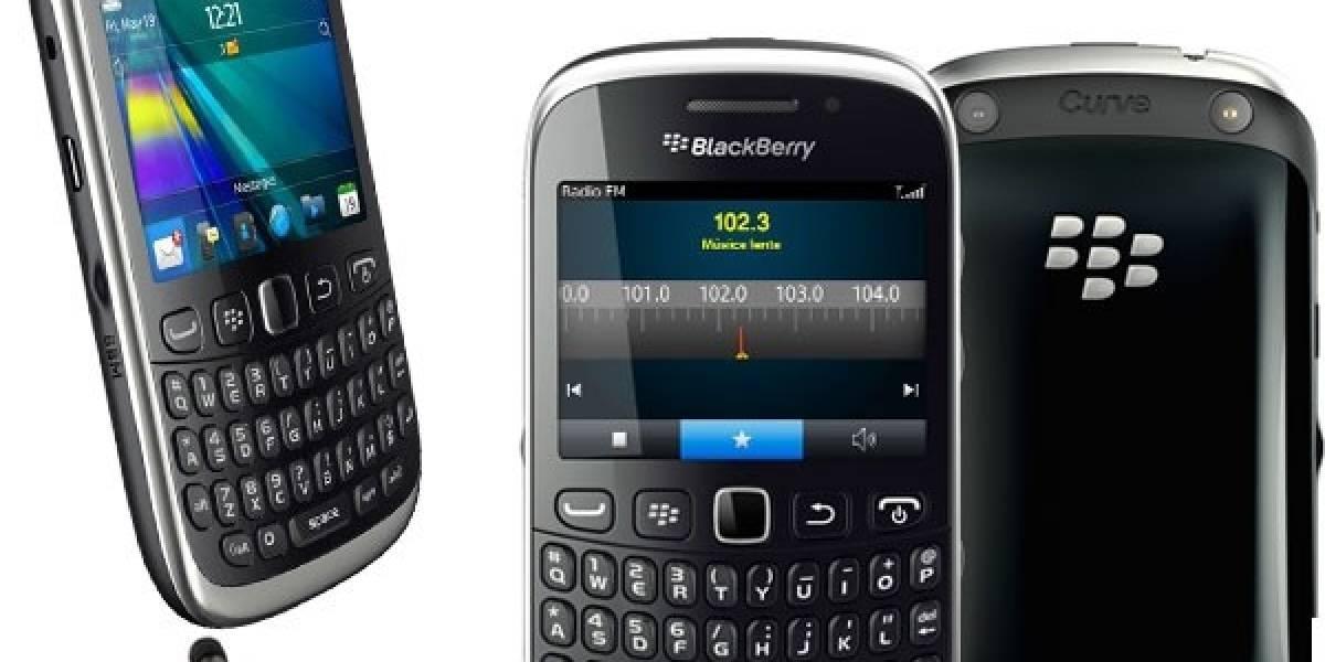 El smartphone con 7 vidas: Se lanzó el Blackberry Curve 9320 en Argentina
