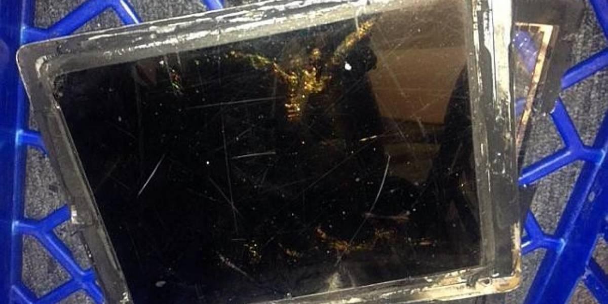 Un iPad Air explota en tienda australiana y obliga a evacuar local