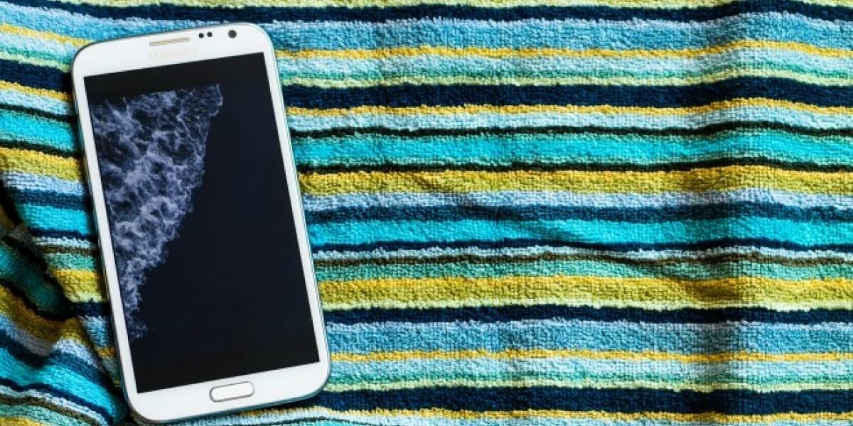 Samsung Galaxy Note III podría venir con una batería de 3450mAh