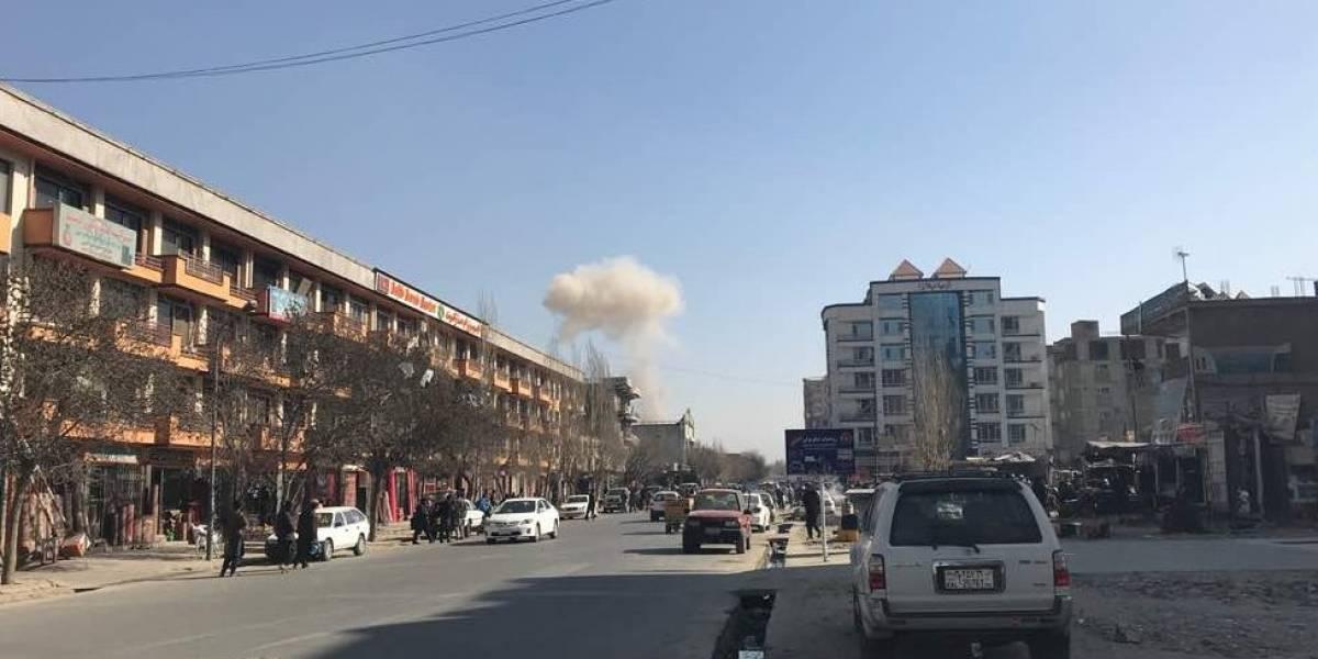 Passa de 90 o número de mortos por Talebã em ataque com ambulância cheia de explosivos em Cabul