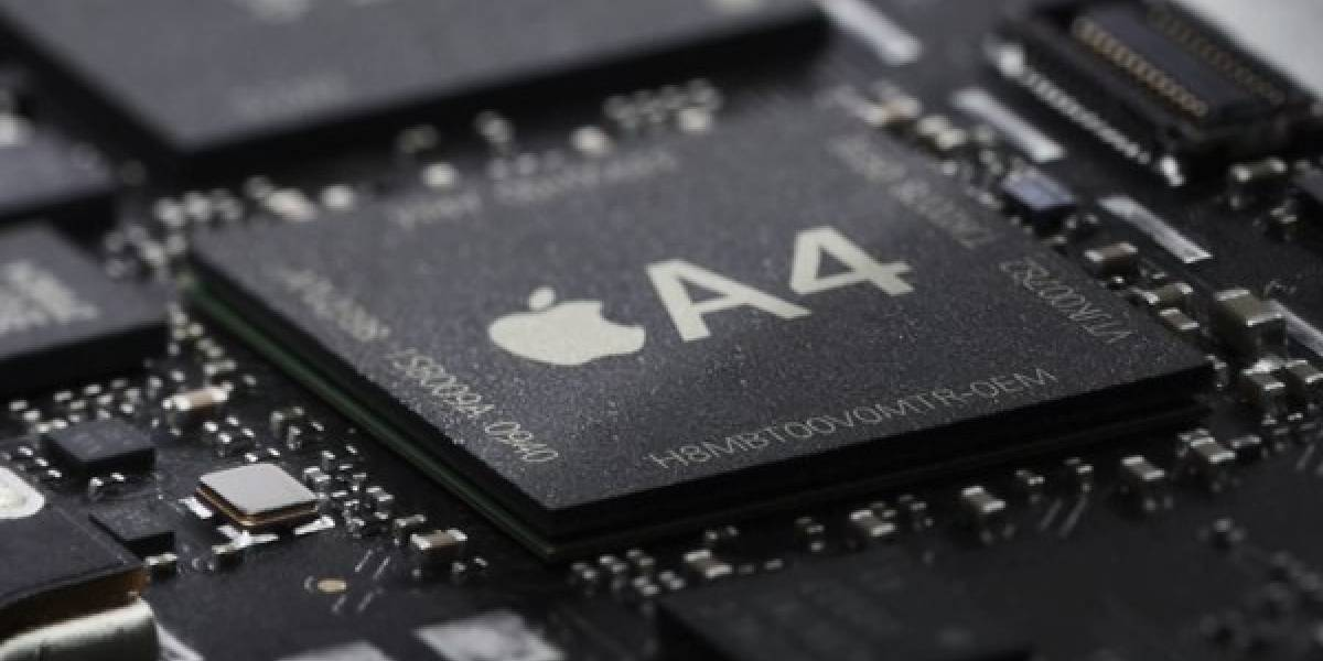 Apple A4 no sería Cortex A9