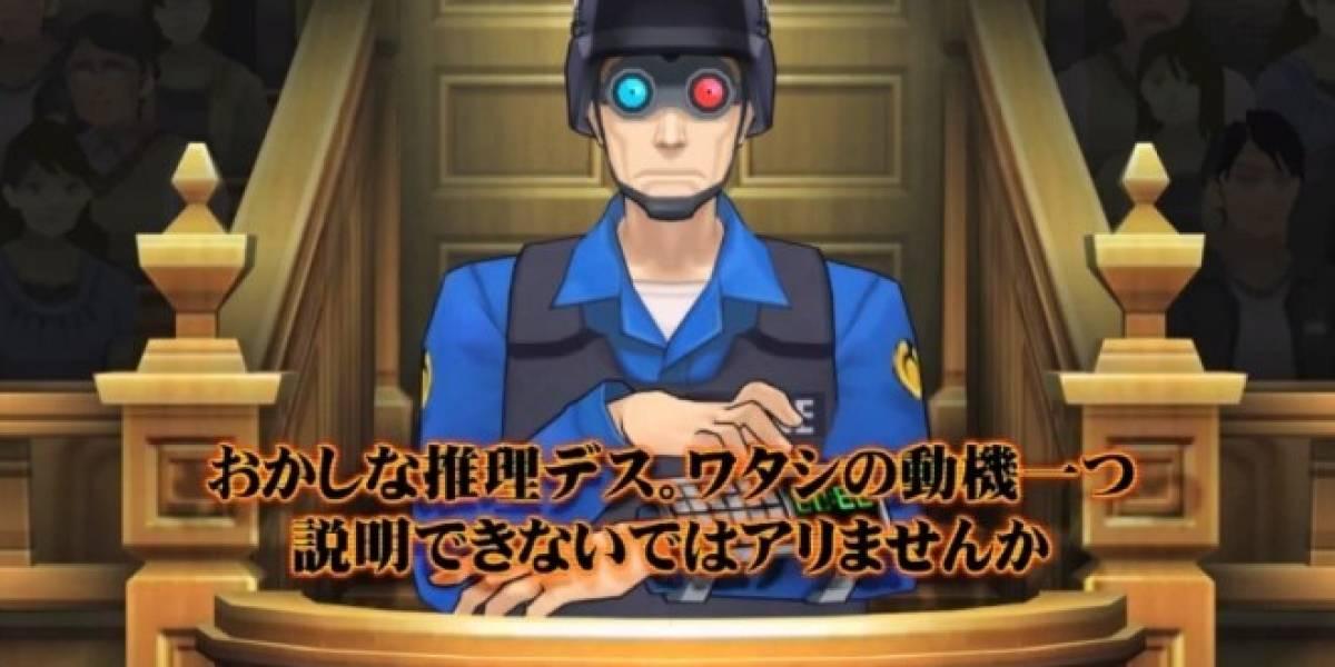 TGS 12: Pasen y vean el nuevo tráiler ultra japonés de Ace Attorney 5