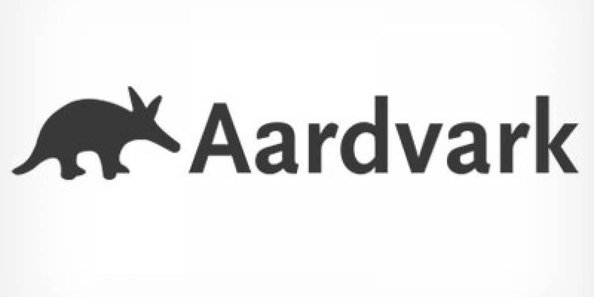 Google adquiere Aardvark en US$50 millones