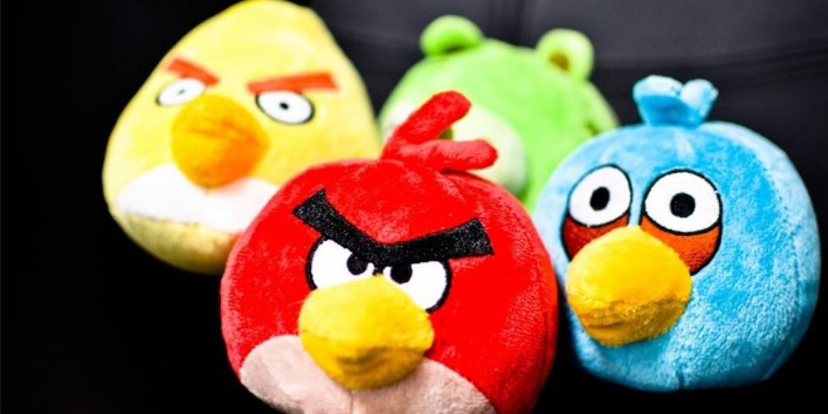 Rovio lanza servicio para sincronizar el avance de Angry Birds entre varios dispositivos