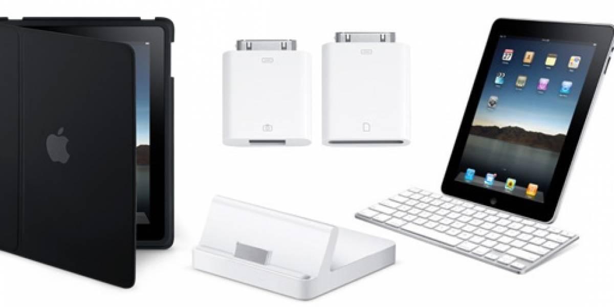 Lo que necesitabas saber del Apple iPad: Disponibilidad, Procesador, Accesorios y SDK