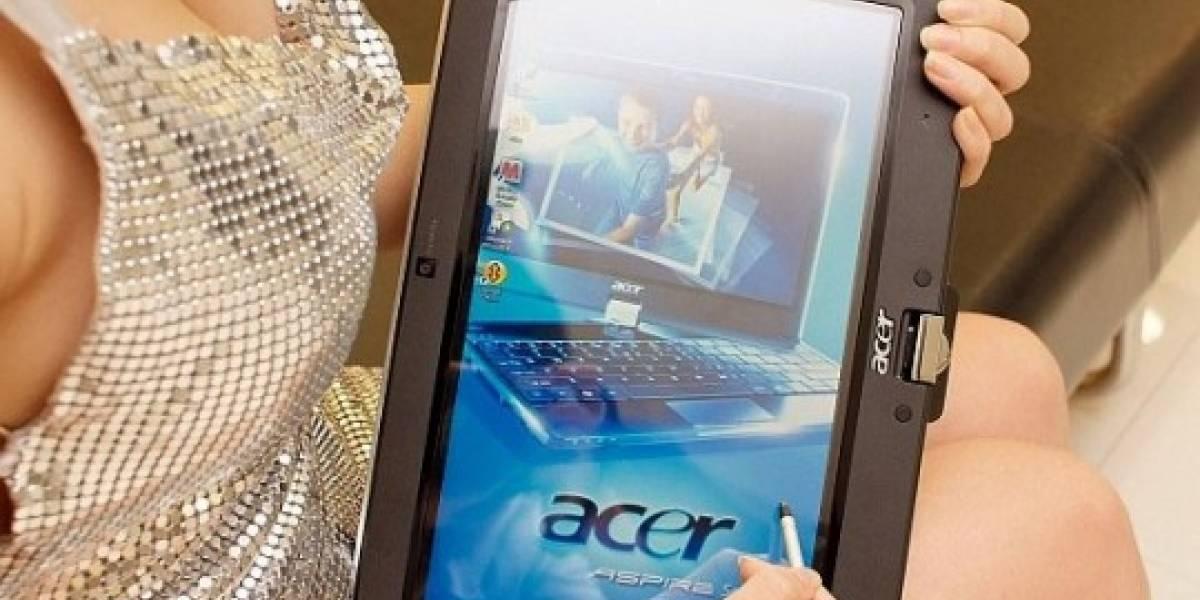 Acer anuncia netbook con Chrome OS para el 2010