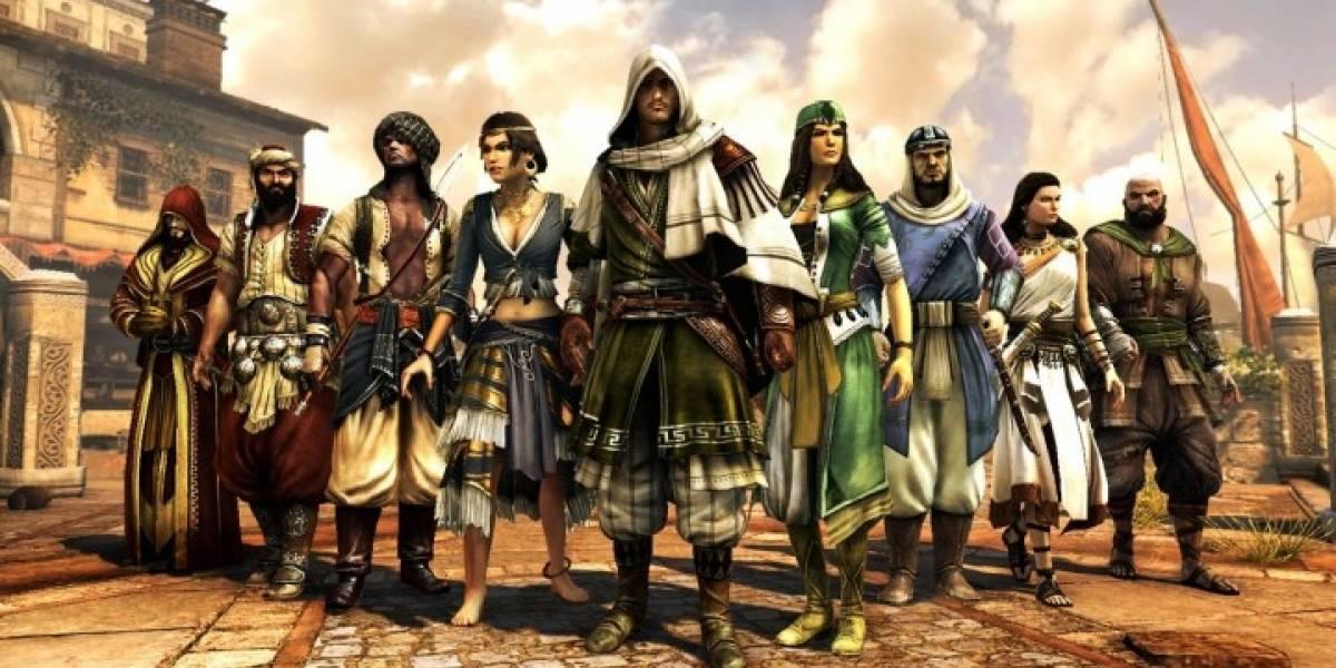 Productor de Ubisoft cree que la prensa es menos severa con los juegos japoneses