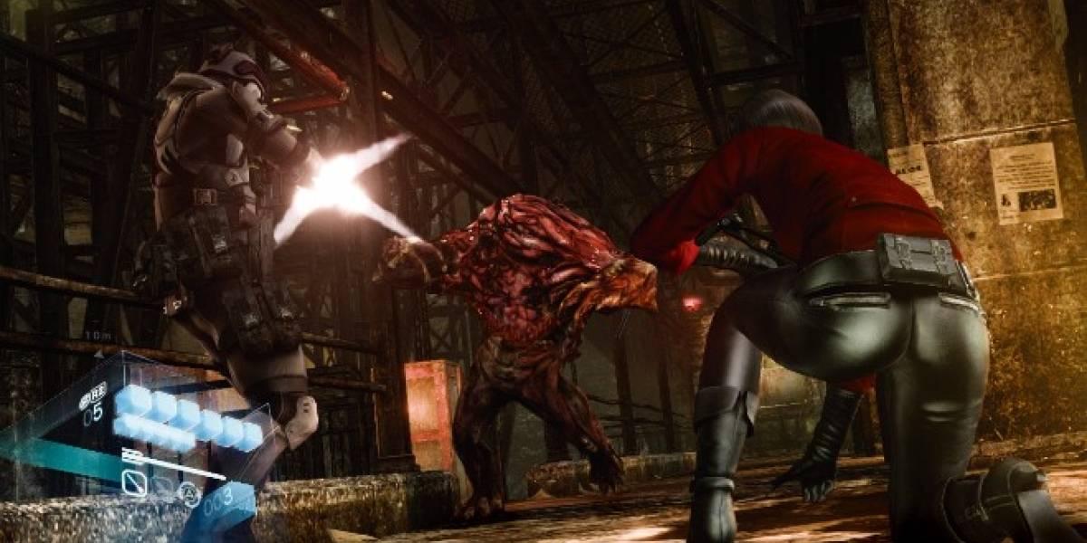 Capcom anuncia parche para Resident Evil 6