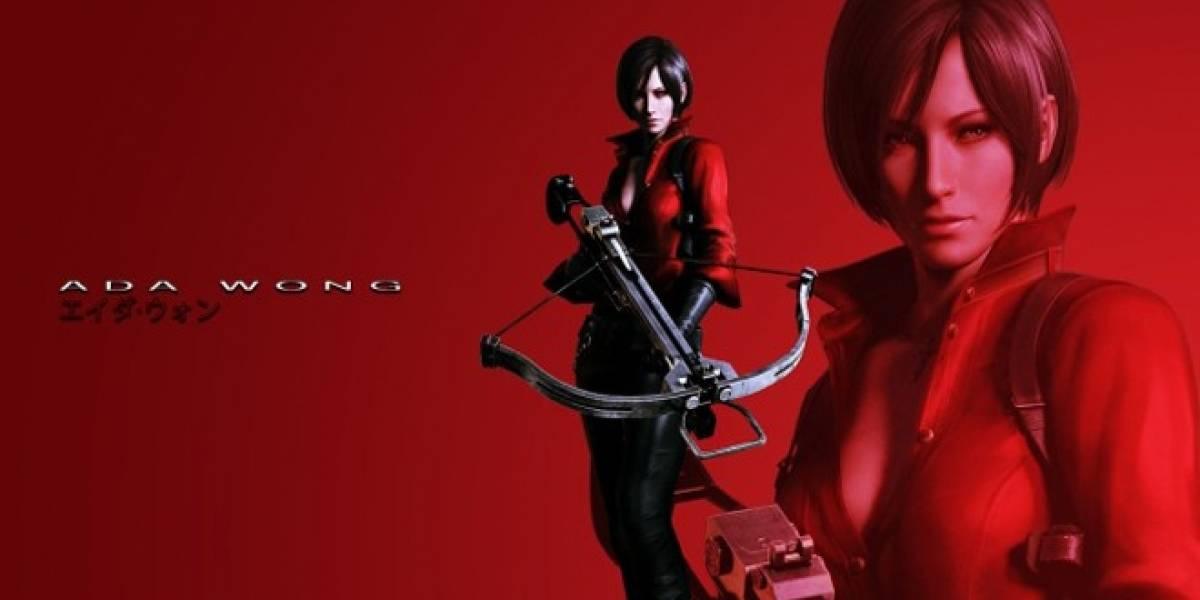 Se confirma campaña de Ada Wong para Resident Evil 6 (actualizado con videos)