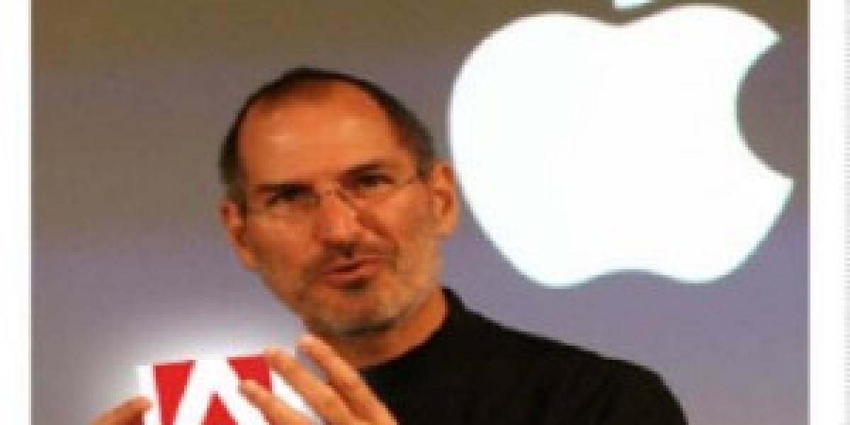 ¿Podría Apple comprar a Adobe?