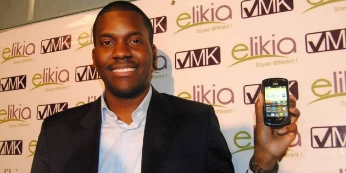 Elikia, el Android africano