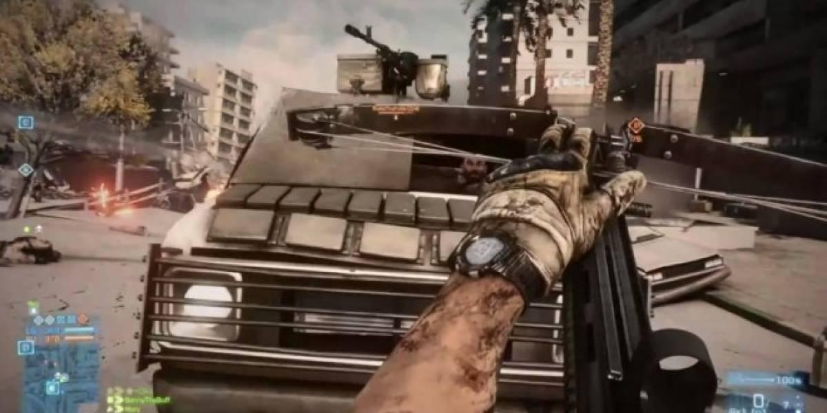 Mira el tráiler de lanzamiento de Aftermath, el nuevo DLC de Battlefield 3