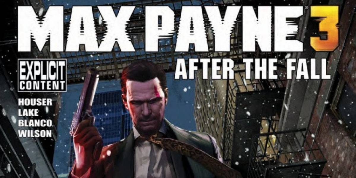 Ya disponible After the Fall, el primer número del comic de Max Payne