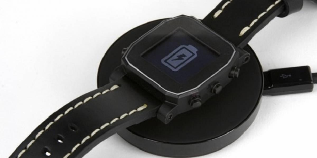 AGENT smart watch: El nuevo reloj inteligente que se destaca en Kickstarter