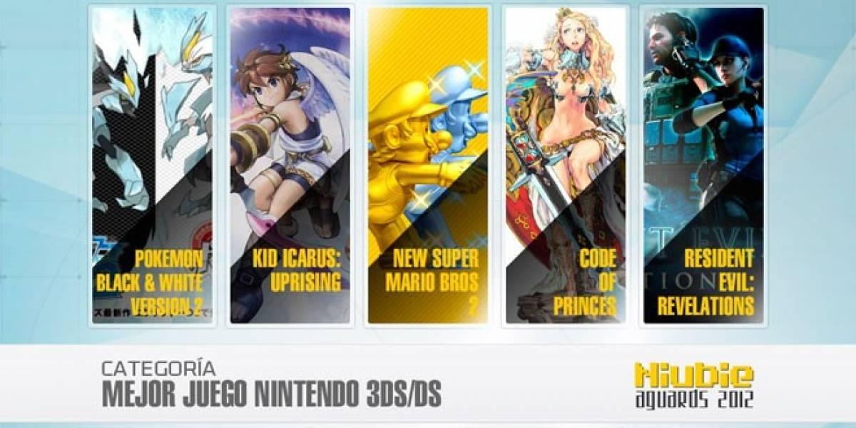 Niubie Aguards: Vota por el Mejor Juego de Nintendo 3DS/DS