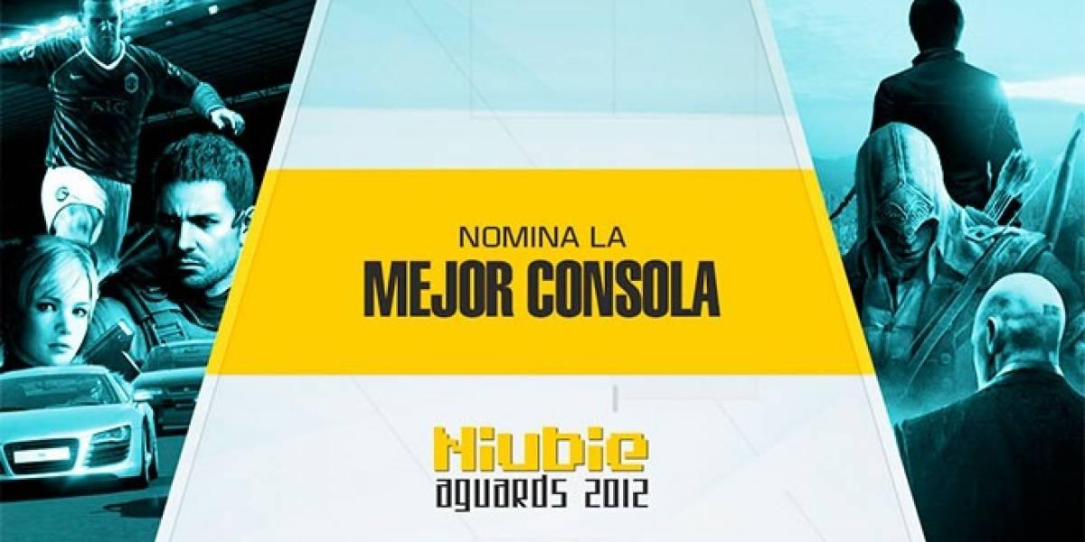 Nomina a la Mejor Consola del 2012