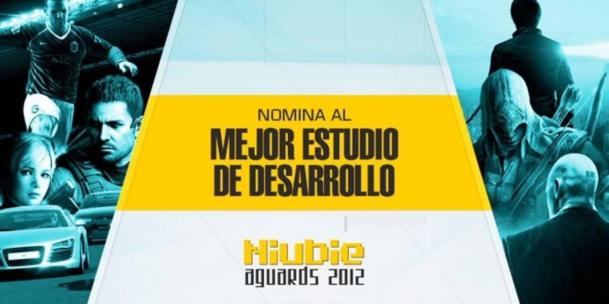 Nomina al Mejor Estudio de Desarrollo del 2012