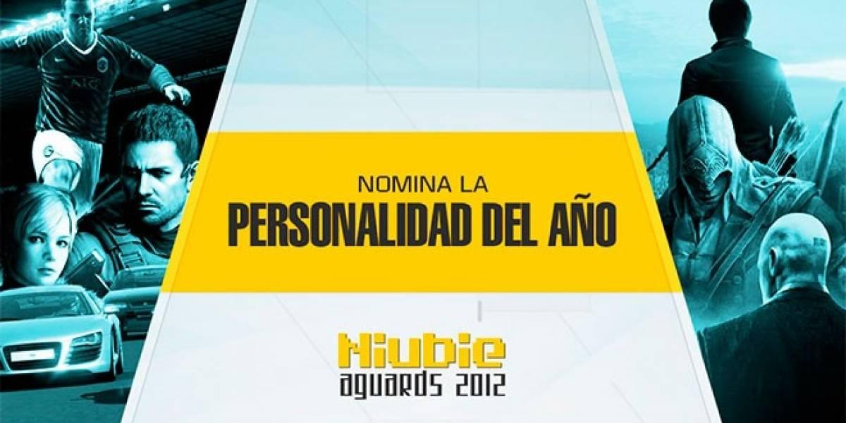 Nomina a la Personalidad del 2012