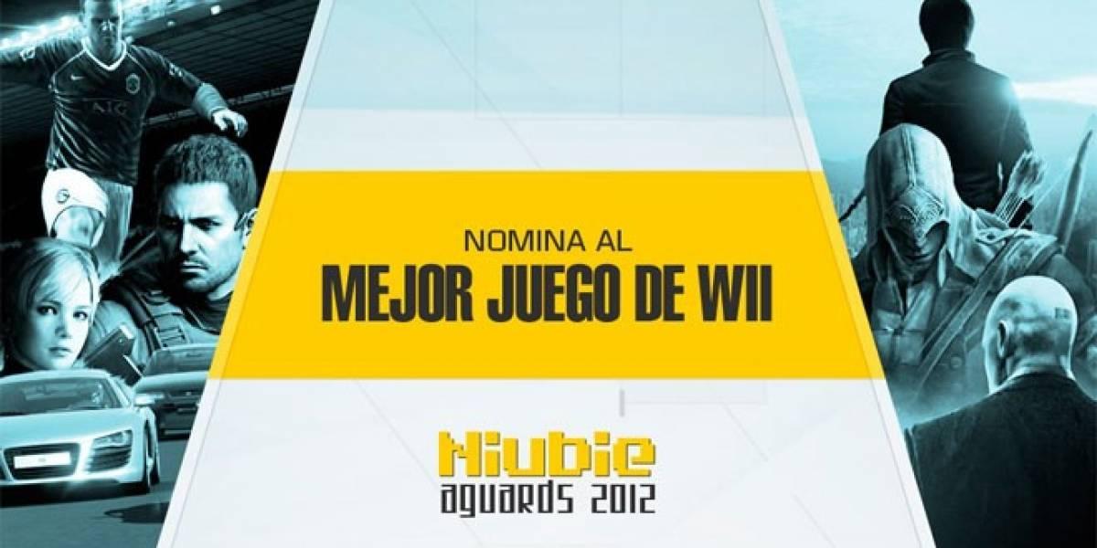 Nomina al Mejor Juego de Wii del 2012