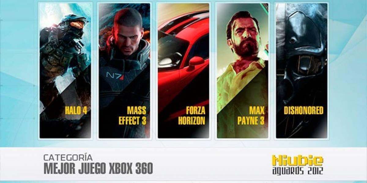Niubie Aguards: Vota por el Mejor Juego de Xbox 360 del 2012