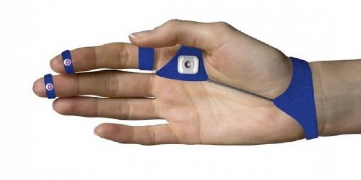 AirMouse: Un ratón inalámbrico en forma de guante