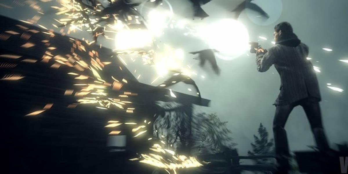 Todo Alan Wake ultra rebajado de precio en Steam