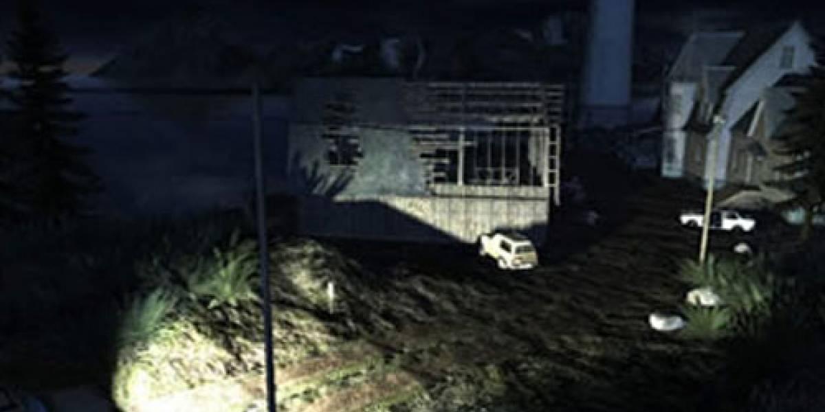 Alan Wake pronto tendrá un update, porque en la GDC08 no se escucharon ni los grillos...