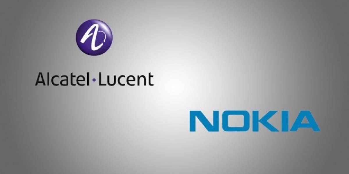 Nokia podría tener planes de aliarse con Alcatel-Lucent
