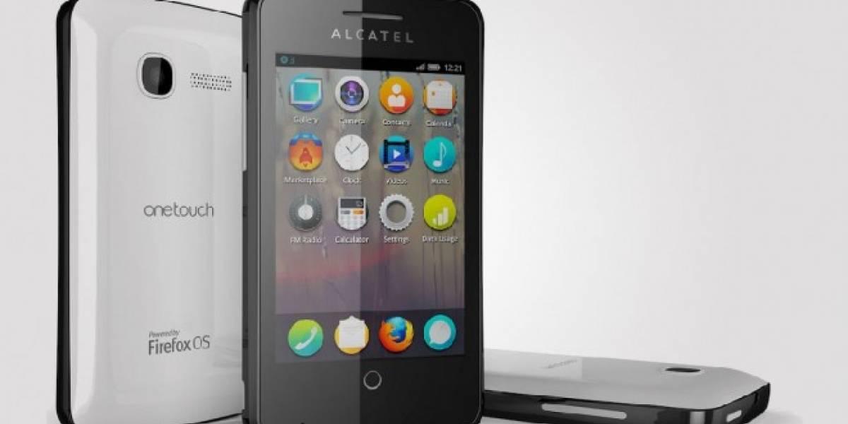Movistar y Alcatel lanzarán en agosto el One Touch Fire en Latinoamérica
