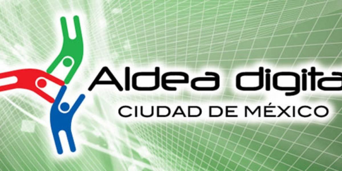 Aldea Digital en la Ciudad de México