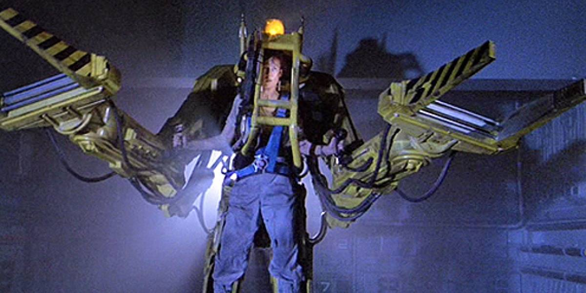 "Activelink Power Loader: Exoesqueleto mecánico basado en la película ""Aliens"""