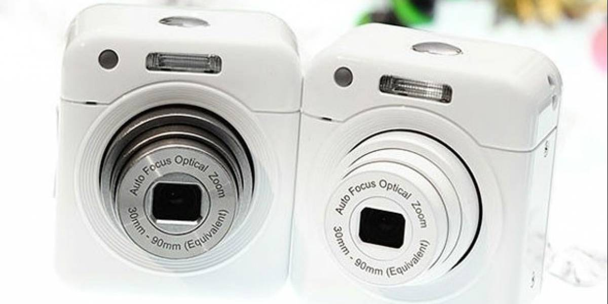 Altek lanza una cámara adosable a tu smartphone