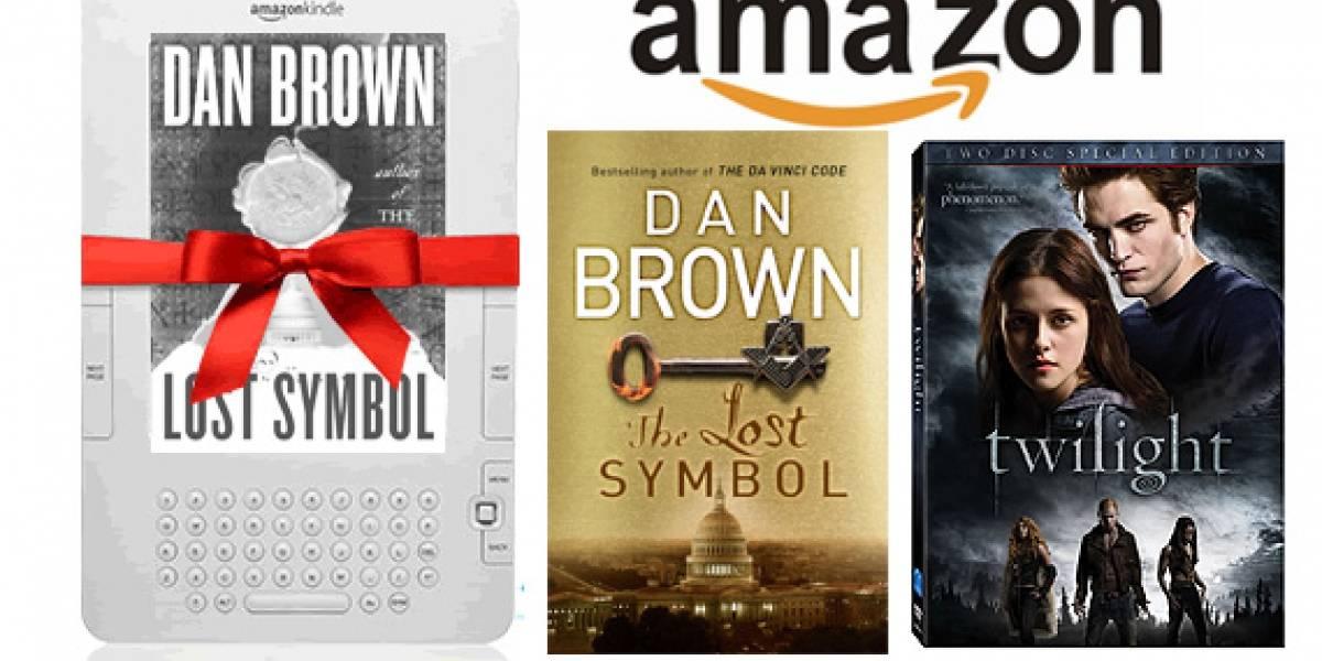 Amazon: Lista de los productos más vendidos del 2009
