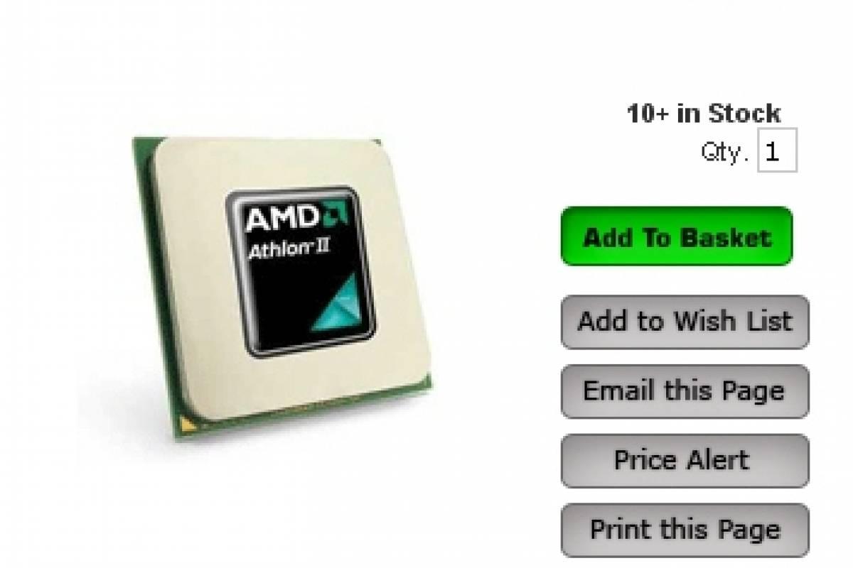 Amd Athlon Ii X3 425 Y 435 A La Venta