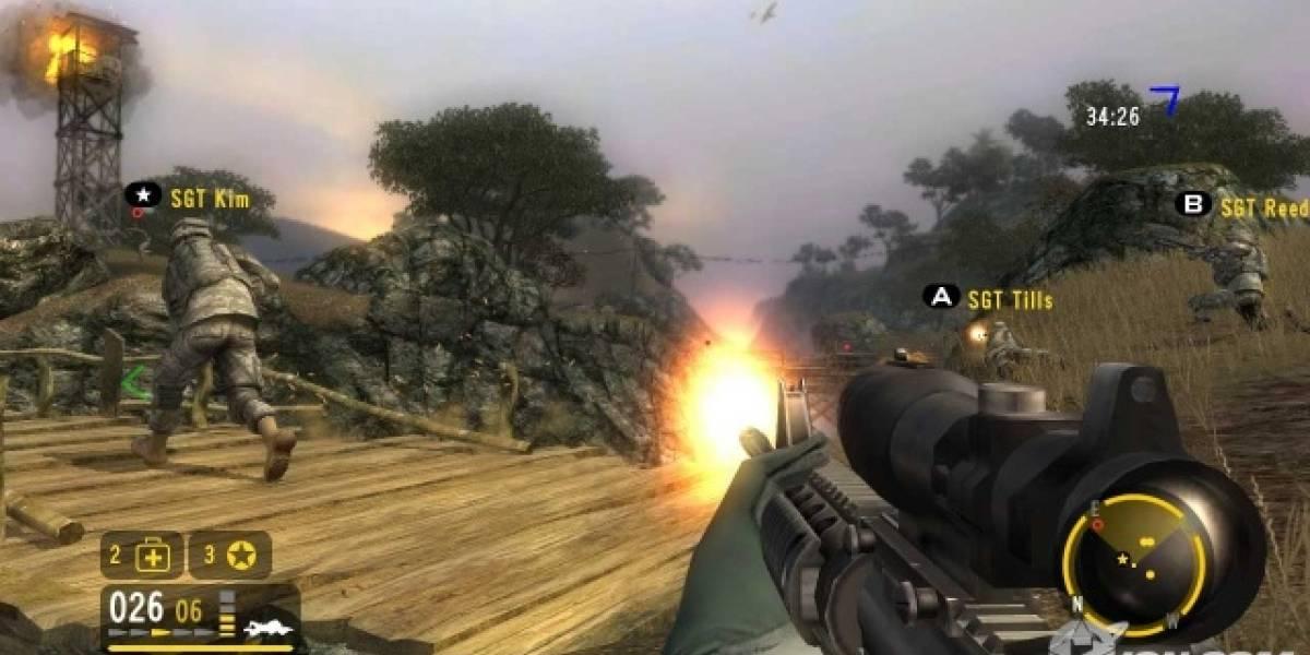 Microsoft se rehusó a vender consolas de Xbox 360 para entrenamiento militar