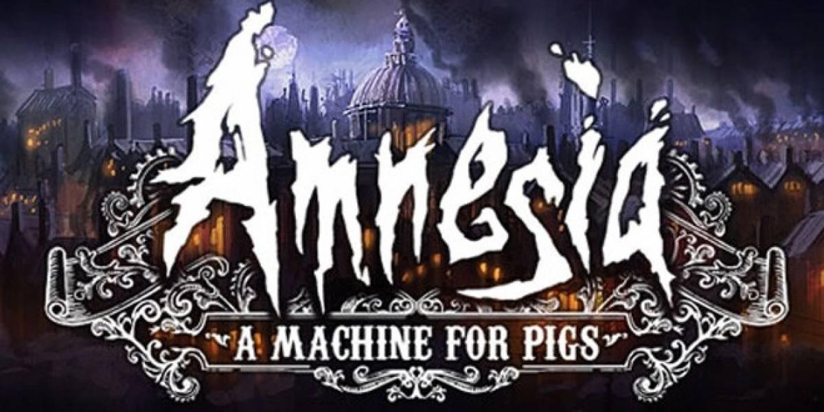 Amnesia: A Machine for Pigs se retrasa