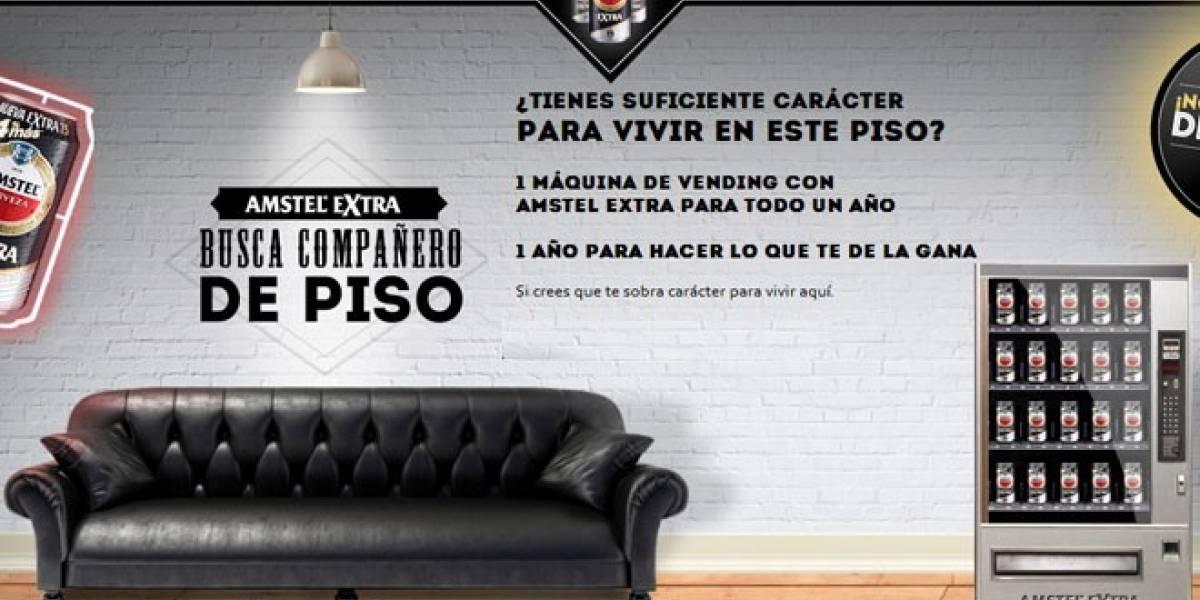 Amstel Extra busca compañero de piso: Conoce aquí a los finalistas del concurso