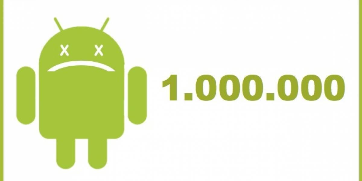 Android enfrentará un millón de virus en 2013