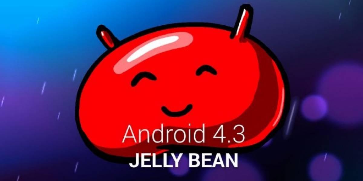 Samsung actualizará su Galaxy S3, S4 y Note II a Android 4.3 a partir de Octubre