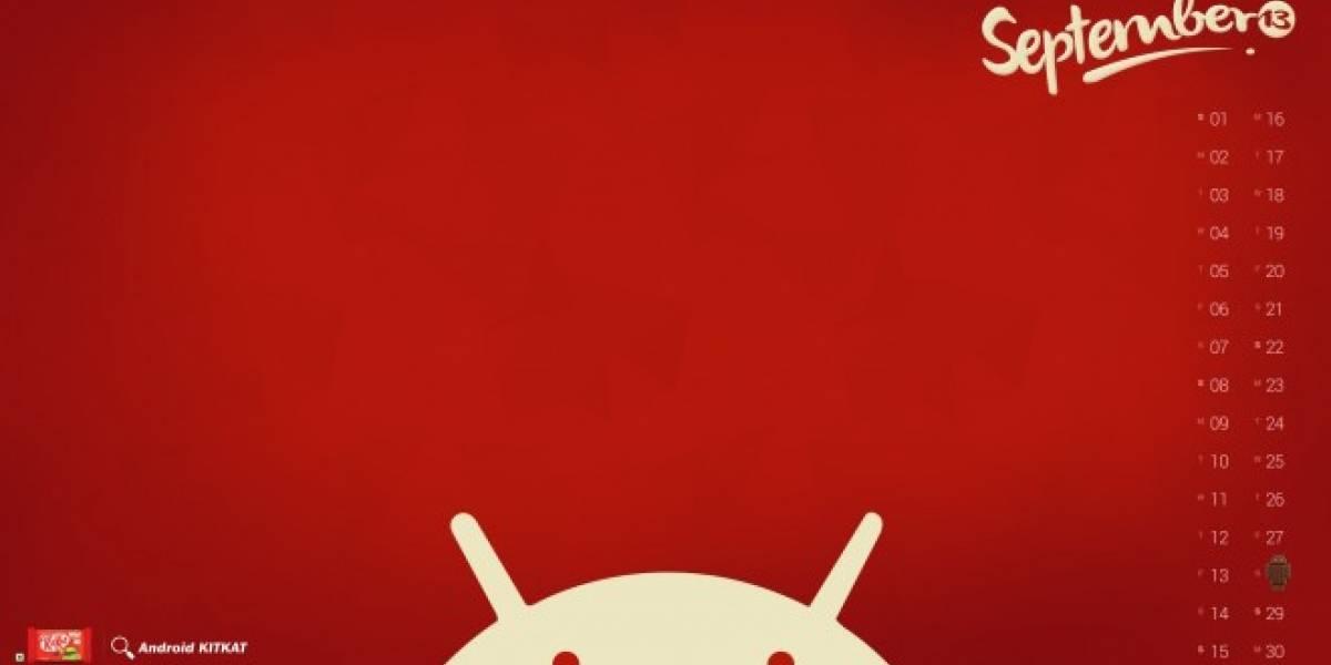 Android 4.4 KitKat podría ser presentado este sábado 28 de septiembre